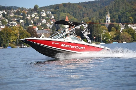 Mastercraft X2 350 PS Teamevent Zürich